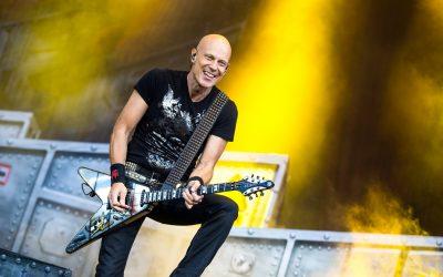 """Wolf Hoffmann/Accept – neues Album """"Too Mean To Die"""", Geschichte, Gitarre und mehr"""