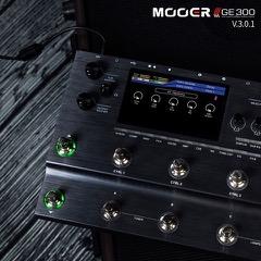 neue Firmware-Version V3.0.1 für das Mooer GE 300