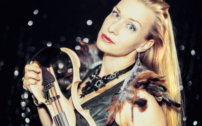 Ally Storch – ihr virtuos, herausragendes Geigenspiel und ihr Soloprojekt 'Ally the Fiddle' mit 'Up'