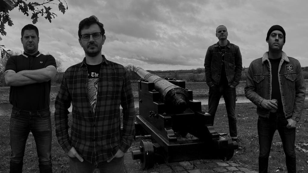Diamond Dogs – Allstar-Oi!-Punk-Band aus den Lowlands veröffentlicht erste EP