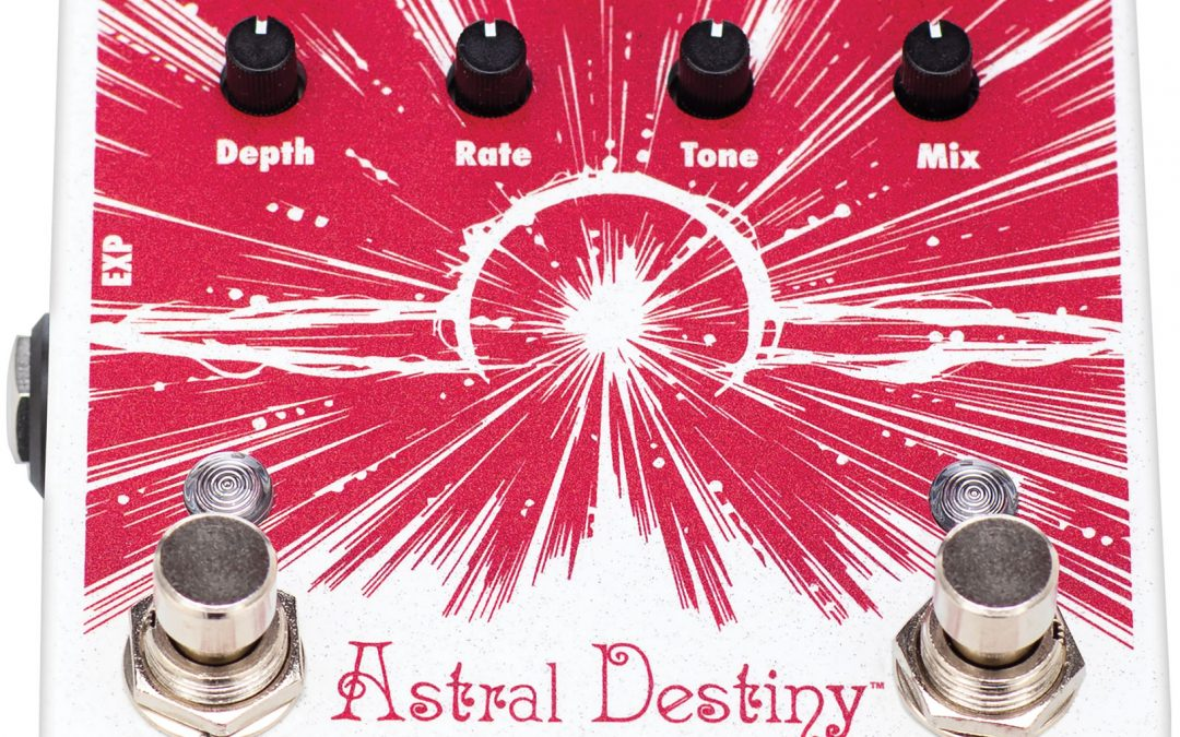 EarthQuaker Devices Astral Destiny – Octal Octave Reverberation