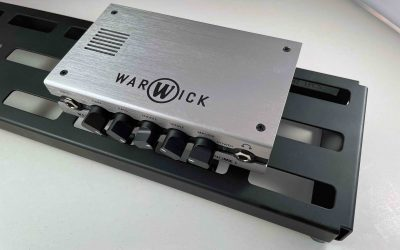 RockBoard QuickMount Type D für Warwick Gnome Amps
