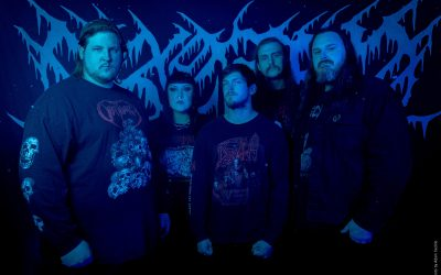"""FROZEN SOUL – """"CRYPT OF ICE"""""""