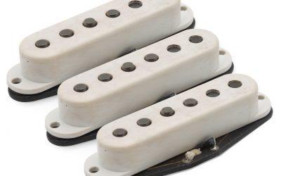 Seymour Duncan Joe Bonamassa Signature Bonnie Strat Pickup Sets – Aged White / Non Aged White / Loaded Pickguard