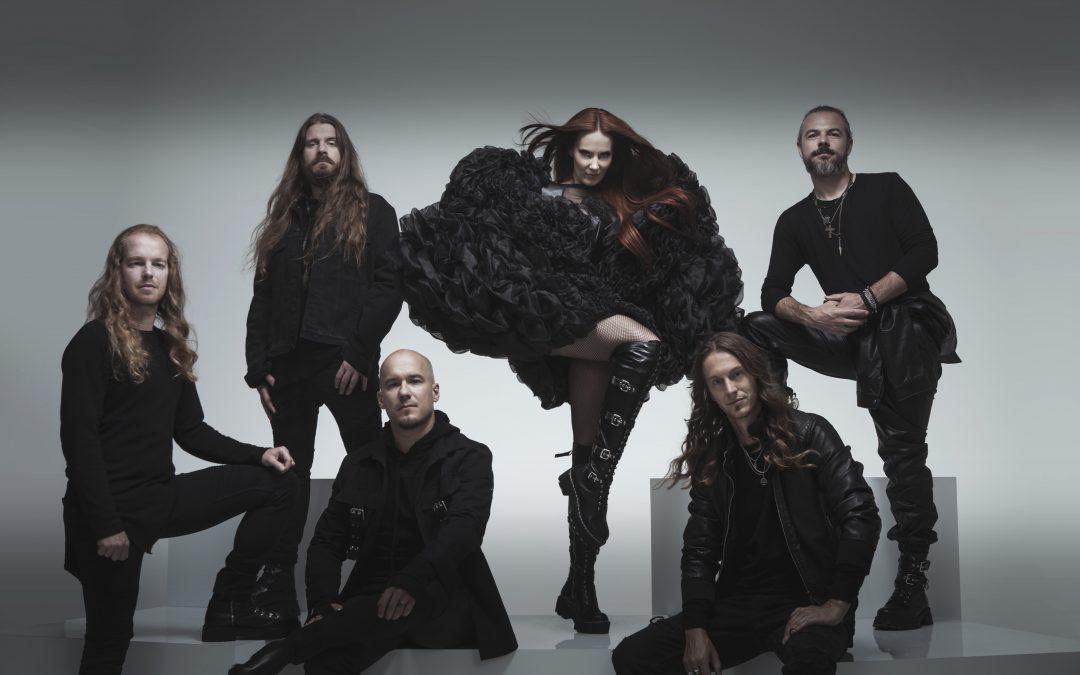 EPICA enthüllen Musikvideo für ihre dritte Single 'Rivers'
