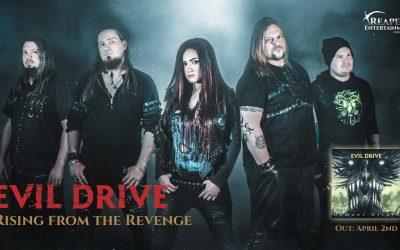 EVIL DRIVE veröffentlichen erste digitale Single & Musikvideo