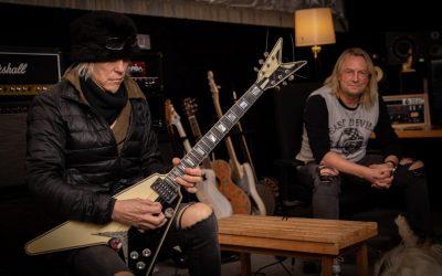 """MSG – Michael Voss spricht im fünften Albumtrailer über die Aufnahmen von """"Immortal"""""""