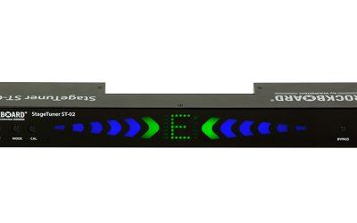 RockBoard StageTuner ST-02 – Chromatic Rack Tuner