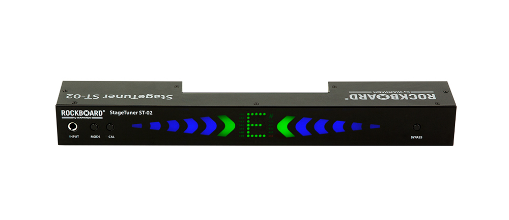 RockBoard StageTuner ST-02 – Chromatic Rack Tuner