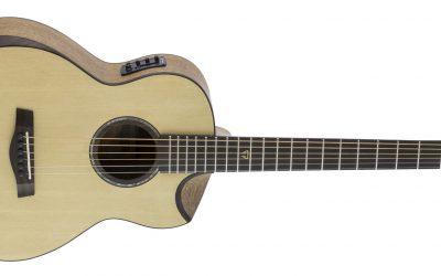 Traveler Guitar Redlands Series Concert-, Dreadnought- und Concert Bass Modelle