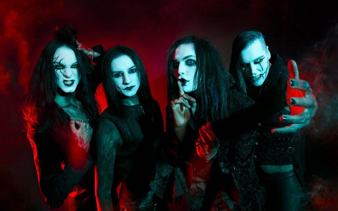 MISTER MISERY veröffentlichen neue Single / Video 'Devil In Me' vom kommenden Album »A Brigther Side Of Death«