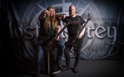 LOST IN GREY stellen neuen Gitarristen vor