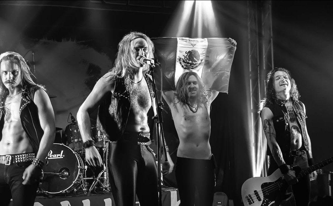 """ENFORCER veröffentlichen neue Single/Video """"Destroyer (live in Mexiko)"""" + kündigen YouTube-Premiere von """"Live By Fire II"""" an"""