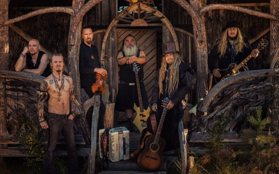 """KORPIKLAANI – veröffentlichen Musikvideo für 'Tuuleton', neues Album """"Jylhä"""" erschienen"""