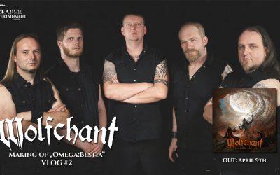 WOLFCHANT veröffentlichen zweiten Album-Trailer