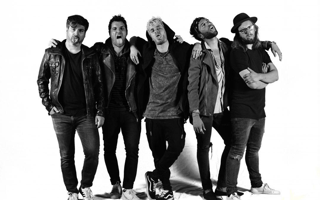ANTIHELD veröffentlichen neue Single 'wiegenlied' vom kommenden Album »DISTURBIA«