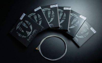Warwick Black Label Bass String Sets, Nickel-Plated Steel, 4-/5-/6-String