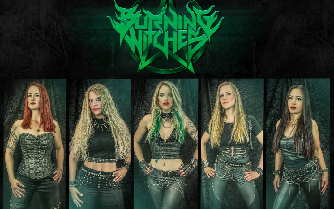 """BURNING WITCHES – neue Single & Video zu """"Flight Of The Valkyries"""""""