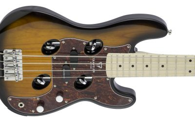 Traveler Guitar – TB-4P Bass