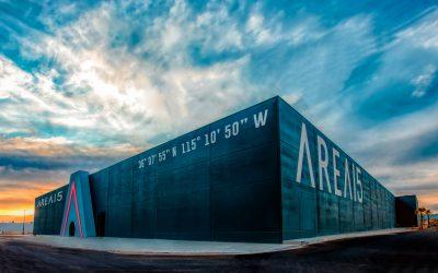 360° Videoerlebnis mit Spacemap Go von Meyer Sound in der AREA15 in Las Vegas