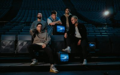 LANDMVRKS veröffentlichen neue Single / Video 'Tired Of It All' & neues Album »Lost In The Waves«