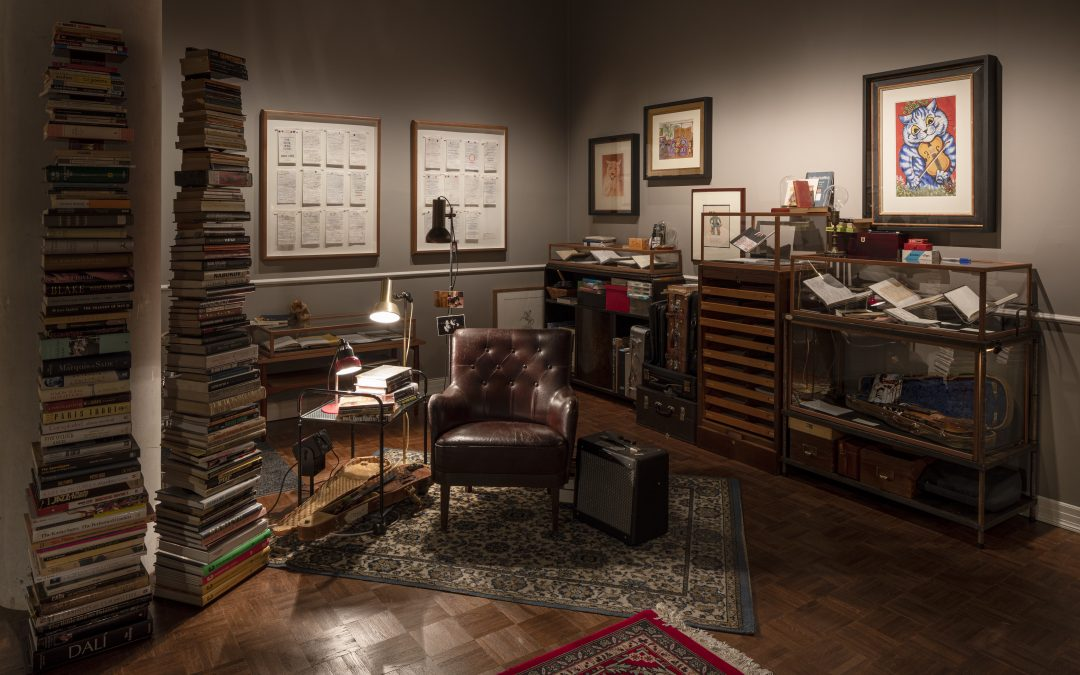 Meyer Sound Systeme schaffen immersive Klangwelten bei der Nick Cave Ausstellung in Kopenhagen