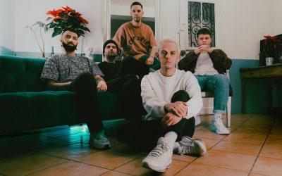 LANDMVRKS veröffentlichen neue Single 'Overrated' vom kommenden Album »Lost In The Waves«