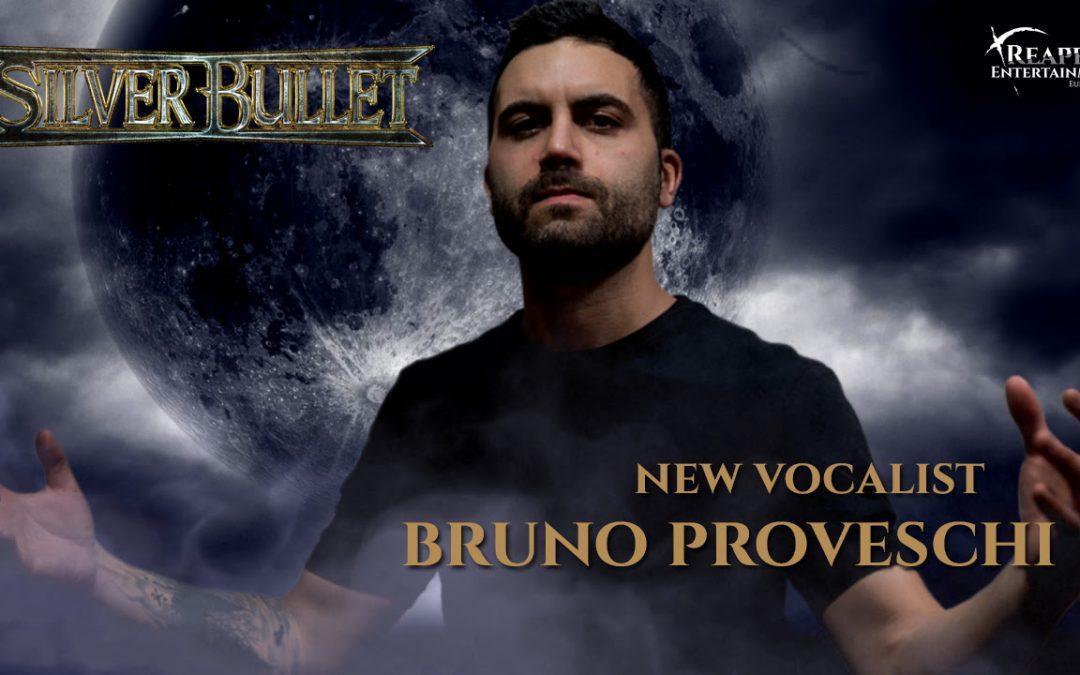 SILVER BULLET geben neuen Sänger bekannt