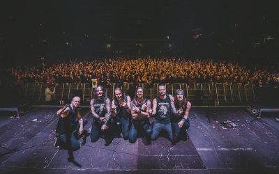 """AMORPHIS kündigen """"Live At Helsinki Ice Hall"""" zum 21. Mai an + präsentieren Video """"Daughter Of Hate"""""""