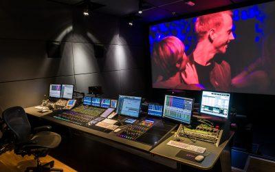 Alles fürs große Kino – zweites Meyer Sound Amie System für die HFF München