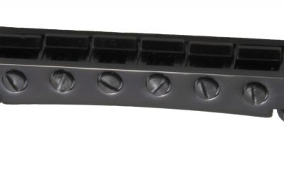 Grover 521 Tune-O-Matic Guitar Bridges (Unnotched) – Chrome, Gold, Black Chrome, Nickel