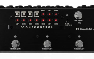 One Control Crocodile Tail Loop Wing – Programmable 10-Channel Loop Switcher