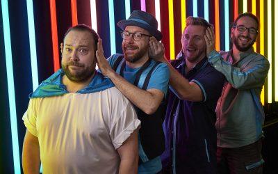 Pelemele veröffentlichen neues Video 'Flashmops', Album 'Der Wëcker'