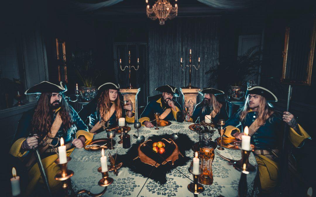 SABATON enthüllen Musikvideo für 'The Royal Guard'