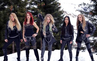 """BURNING WITCHES veröffentlichen Musikvideo für neue Single """"The Witch Of The North"""""""