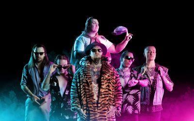 ONE MORNING LEFT veröffentlichen neue Single / Video 'Creatvres' vom kommenden Album »Hyperactive«