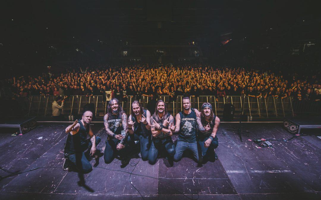 "Amorphis enthüllen ""House Of Sleep"" (live) Lyric Video, ""Live At Helsinki Ice Hall"" & ""Vinyl Collection 2006 – 2020"" Boxset erschienen"