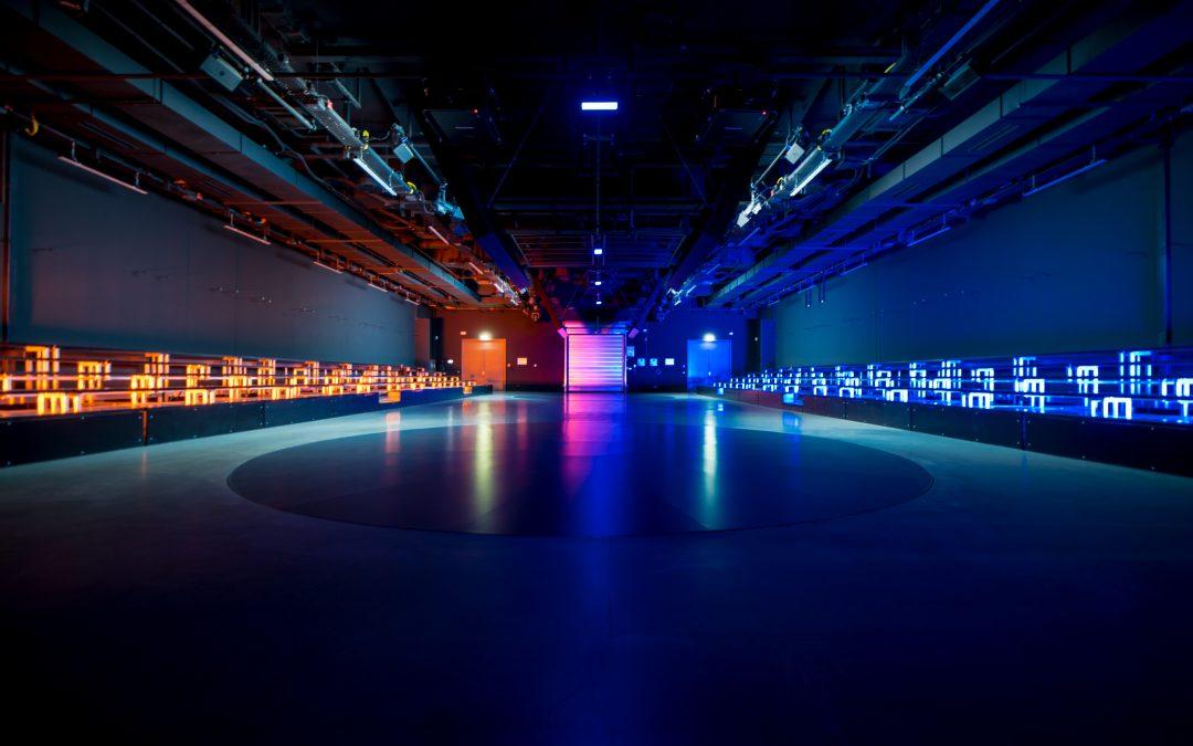 Meyer Sound im Audi Brand Experience Center am Flughafen München