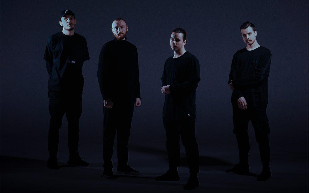 DEFOCUS veröffentlichen neue Single / Video 'Diverge' feat. Tom Brümmer vom kommenden Debüt »In The Eye Of Death We Are All The Same«