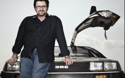 Ernest Cline – 'Ready, Player Two'