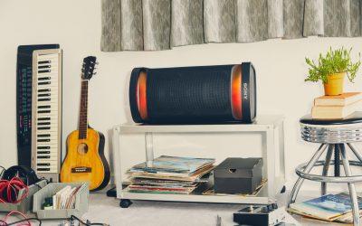Sony präsentiert die neue X-Serie mit drei kabellosen Lautsprechern