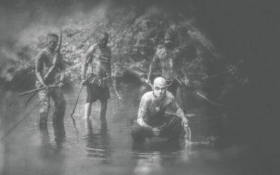 """DIE APOKALYPTISCHEN REITER zollen mit neuem Song """"Nachtblume"""" dem atmosphärischen Black Metal Tribut"""