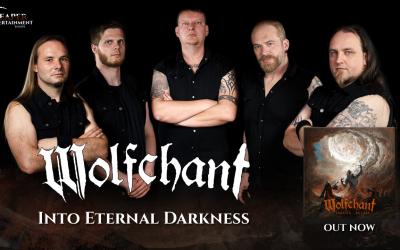 """Wolfchant – das neue Album """"OMEGA:BESTIA"""", Geschichte und Ausblick (plus Verlosung)"""