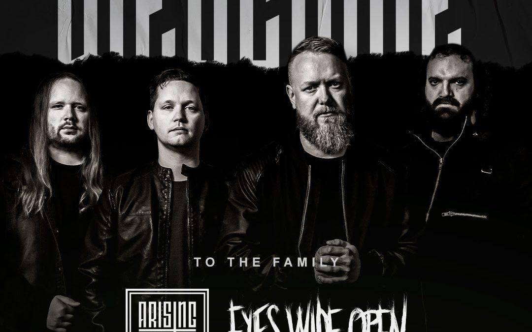 Eyes Wide Open unterzeichnen bei Arising Empire & kündigen Single / Video 'Devastation' an