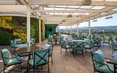 Rooftop Dining im Waldorf Astoria Beverly Hills Hotel wird mit Meyer Sound System zum Erlebnis