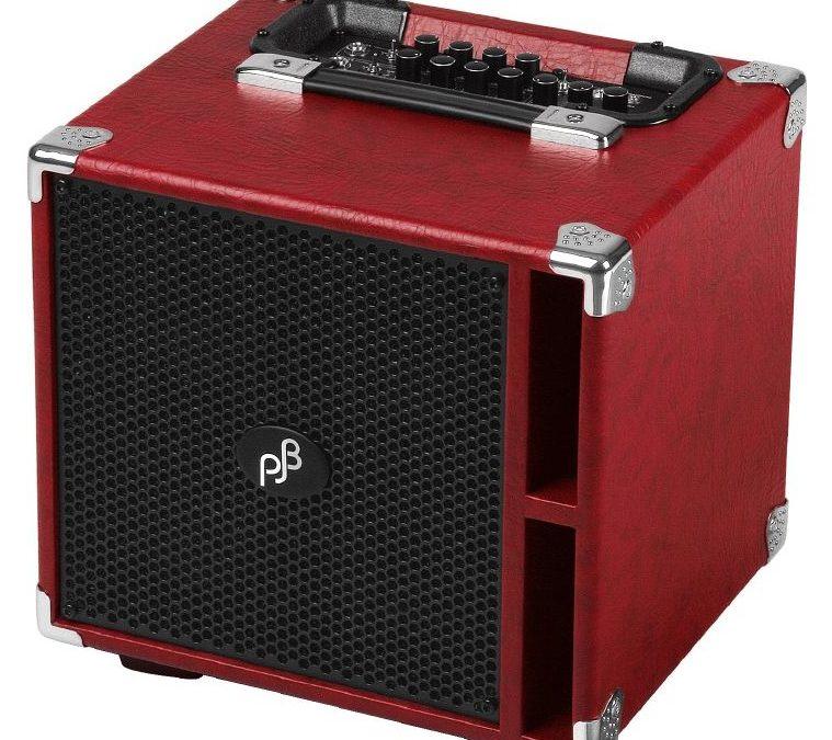 Phil Jones Bass BG-400 Suitcase Compact – Bass Combo, 300 Watt  – Red