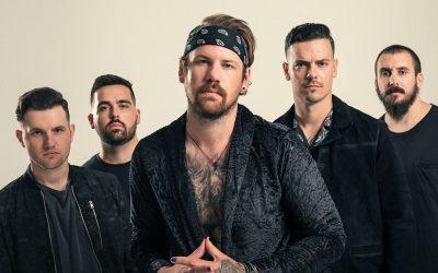BEARTOOTH – neues Album 'Below', Livestream und mehr