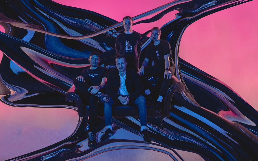 DEFOCUS veröffentlichen neue Single / Video 'Disease' vom kommenden Debüt »In The Eye Of Death We Are All The Same«