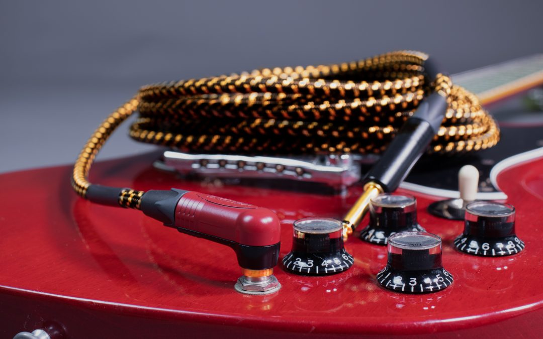 """Cordial """"Edition 25"""" Instrumentenkabel jetzt auch mit NEUTRIK® silentPLUG"""