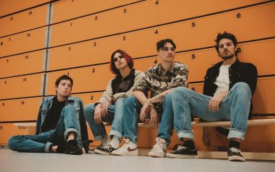 Lonely Spring releasen EP 'Change The Waters Vol. 2: our sad weather hearts' inklusive Single 'Dezember'